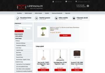1001 Lampesalong